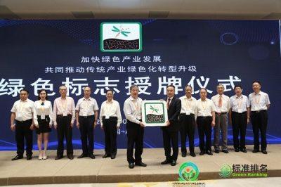 加快绿色产业发展,共同推动传统产业绿色化转型升级